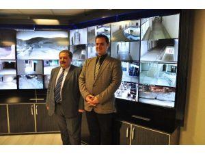 Bitlis Eren Üniversitesi 400 Kamera İle İzleniyor