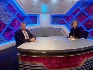 Yunusemre Belediye Başkanı Dr. Mehmet Çerçi, 20 Ayı Değerlendirdi: