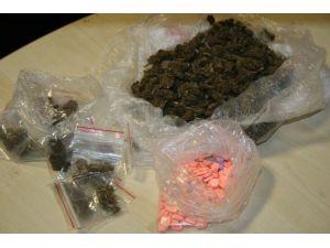 Bursa'da Uyuşturucu Operasyonunda 3 Tutuklama