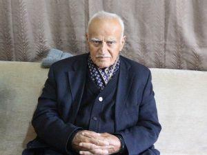 Diyarbakır'ın En Yaşlı Ermenisi Hayatını Kaybetti