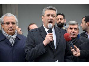 Ankara Barosu'ndan Balgat'taki ek adliye binasına tepki