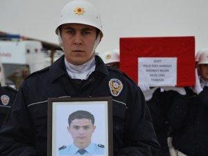 Şehit polislerin cenazeleri memleketlerine gönderildi