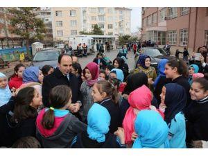 Başkan Altay, Öğrencilerle Buluşmaya Devam Ediyor
