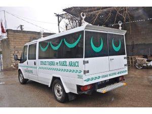 Gölbaşı Belediyesi Yeni Cenaze Aracı Aldı