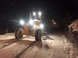 Akyazı Belediyesi Kar İçin Hazır