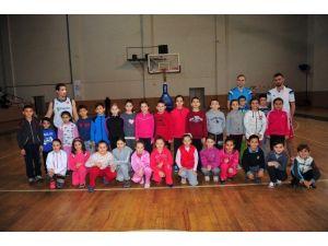 Basketbol Kış Okulları Başladı