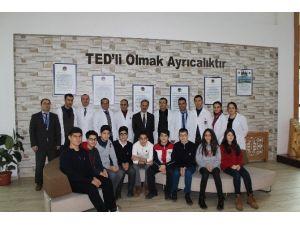 TED'li Öğrencilerin TEOG Sınavındaki Büyük Başarısı