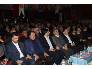Cihanbeyli'de AK Parti 51. Danışma Meclisi Toplantısı