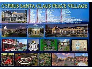 Noel Baba Barış Köyü Ağustos'ta KKTC'de hizmete girecek