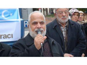 Nevşehir'den Suriye'ye 153. yardım TIR'ı gönderildi