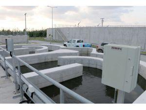 Erzin Atık Su Arıtma Tesisi'nin yer teslimi yapıldı