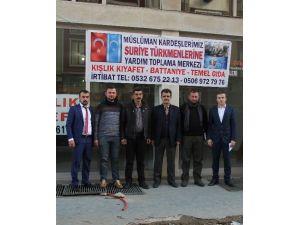 Rize'de Türkmenlere Yardım İçin Komite Oluşturuldu