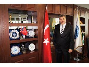 Konya SMMMO Başkanı Turan'dan Teröre Ve Destekçilerine Kınama