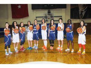 HBB Spor Kadın Basketbol takımında hedef şampiyonluk