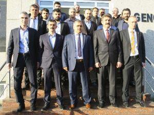 1461 Trabzon'un Yeni Başkanı Bekir Aktürk Oldu
