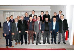 Salihli Belediyespor Genel Kurulu Yapıldı