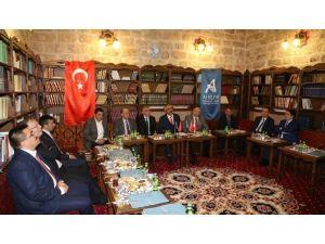 Ahika Toplantısı Aksaray'da Yapıldı