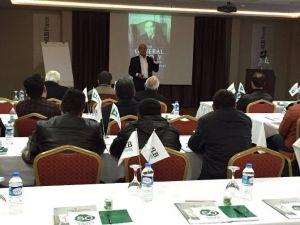 Malatyalı Yatırımcılardan Alb Forex'in Eğitim Seminerine Yoğun İlgi