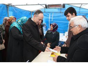 Başkan Saygılı'dan Bayırbucak Türkmenleri'ne destek çağrısı