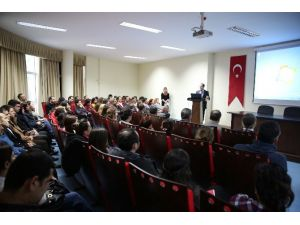 ODÜ'de 'Proje Hazırlama Eğitimi Çalıştayı' Düzenlendi
