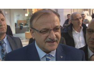 MHP'li Oktay Vural, Bahçeli'nin Sağlık Durumu Hakkında Konuştu