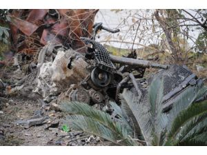 Kadirli'de trafik kazası: 1 ölü 1 yaralı