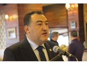 Milletvekili Şükrü Nazlı: Küresel Paylaşımlarda Türkiye'nin Masada Olmasını İstemiyorlar