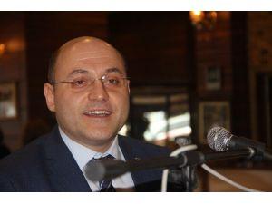 Ali Çetinbaş: Kütahya, Hükümet Ve AK Parti Genel Merkezi Nezdinde Ayrı Bir Değere Sahip