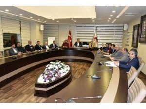 Gümüşhane Belediye Meclisinin Ocak Ayı Toplantıları Sona Erdi