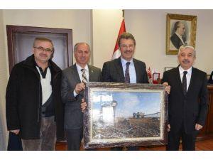 ERÜ TOKİ Yönetiminden Kayseri Şeker'e Ziyaret