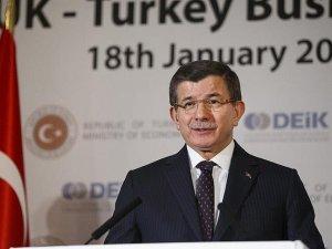 Başbakan Davutoğlu: Avrupa'nın kaderi iki ülke olmadan yazılamaz