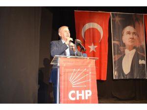 CHP İl Başkanı Yüksel: Gücümüzü AKP'den kurtulmak için kullanalım