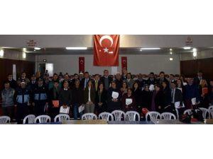 İncirliova'da Belediye Personeli Güleryüzlü Hizmeti Öğrendi