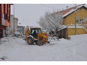 Pülümür'de Okullara Kar Tatili