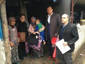 Seyhan Belediyesi'nden Bayırbucak Türkmenleri'ne Yardım Eli