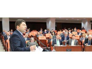 AK Parti Milletvekili Tunç Asgari Ücrete Devlet Desteğine İlişkin Kanunu Çıkardıklarını Açıkladı
