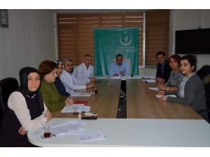 Mucur Devlet Hastanesinin Kamu Hastaneleri Birliği İle Birleşim Süreçleri Değerlendirildi