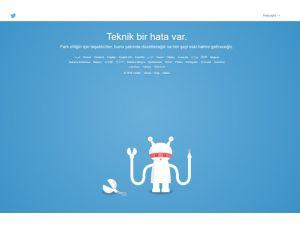 Twitter'a girilemiyor