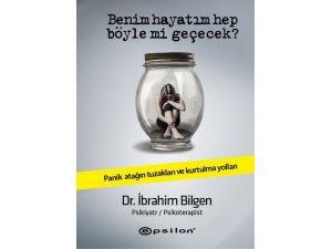 """Bilgen'in İlk Kitabı: """"Benim Hayatım Hep Böyle Mi Geçecek"""""""
