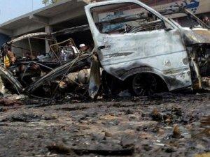 Pakistan'da intihar saldırısı: 11 ölü, 21 yaralı