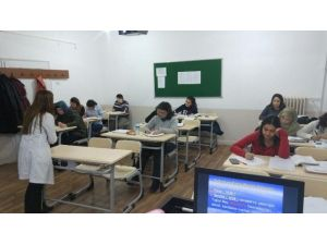 Halk Eğitim Merkezinde KPSS Kursu