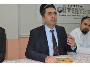 Güventur Başkanı Faruk İslamoğlu: