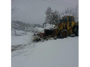 Zonguldak'ta 41 Köye Ulaşım Sağlanamıyor