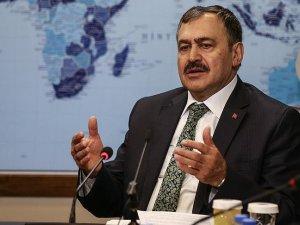 Orman ve Su İşleri Bakanı Eroğlu: İnsanları zalim PKK zulmünden kesinlikle kurtaracağız