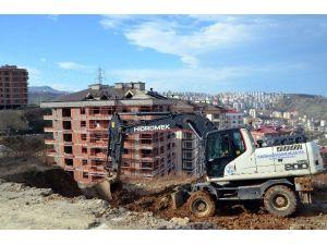 Trabzon Büyükşehir Belediyesi'nden Yeni İmar Yolları