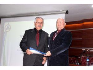 Yalova'da Kooperatifçiler Sertifika Aldı