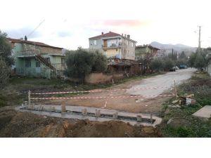 Alaşehir'de Ekipler İşbaşında