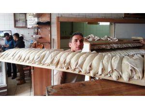 Samsun'da ekmek yerine yufkaya zam yapıldı