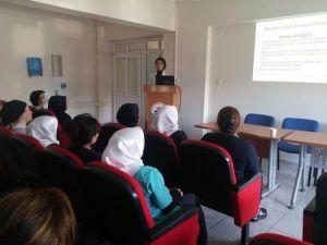 Beyşehir'de Sağlık Personeline Eğitim Semineri