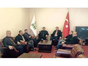 Niğdef'ten Türkmenlere Yardım